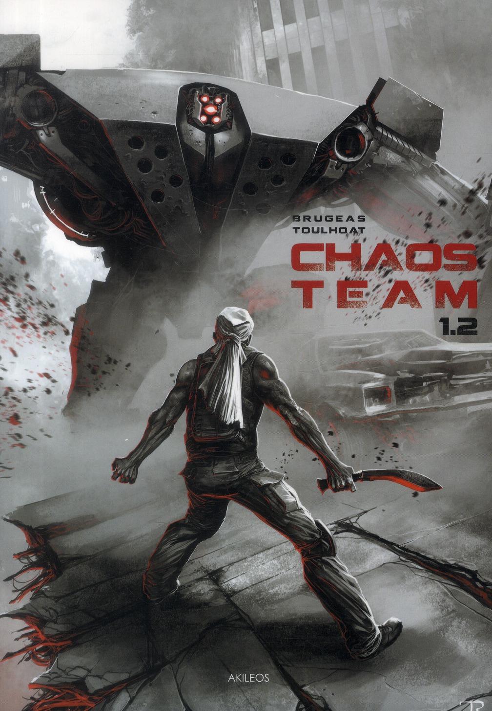 Chaos team - saison 1 t.2