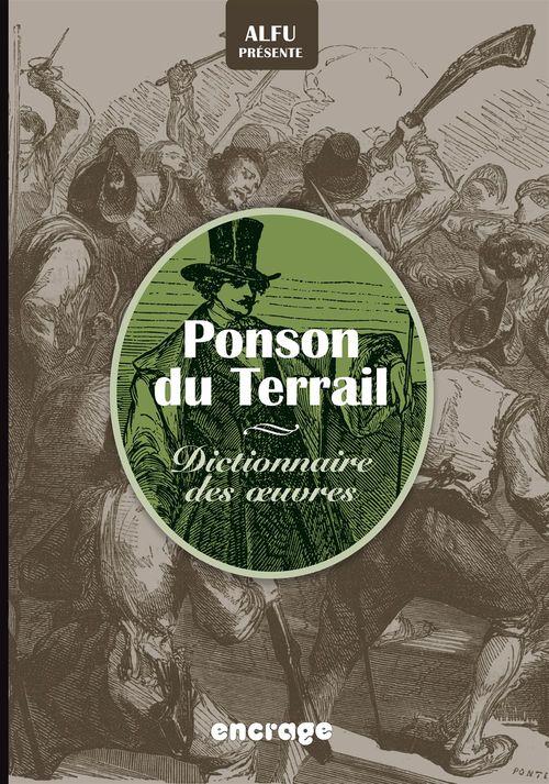 Ponson du Terrail ; dictionnaire des oeuvres
