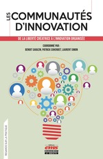 Vente Livre Numérique : Les communautés d'innovation  - Patrick Cohendet - Laurent Simon - Benoît Sarazin