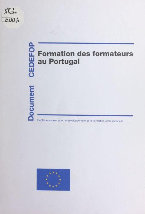 Formation des formateurs au Portugal