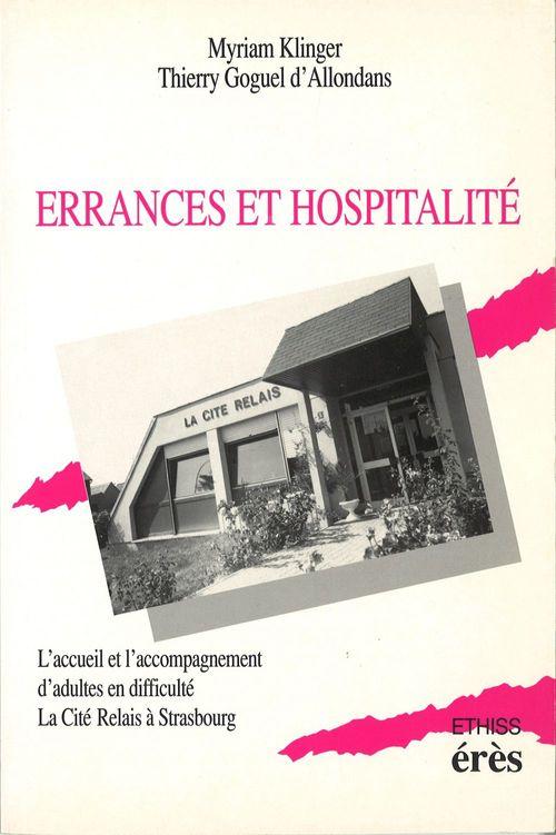 Errances et Hospitalité
