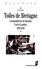 Toiles de Bretagne  - Jean Martin