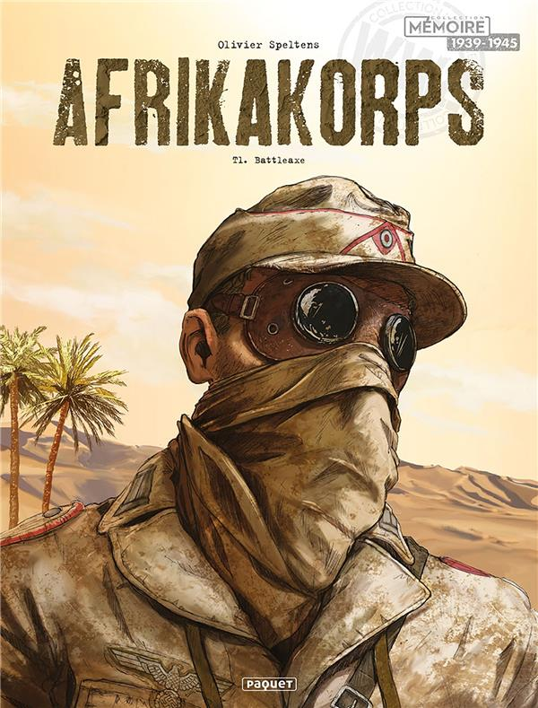 Afrikakorps t.1 ; Battleaxe