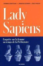 Vente Livre Numérique : Lady Sapiens  - Eric Pincas - Thomas Cirotteau