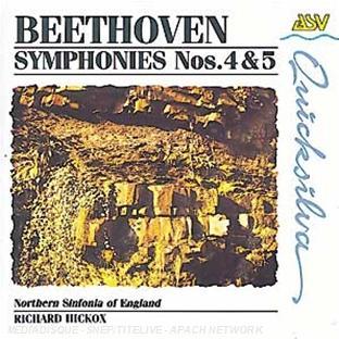 Symphonies N°4 & 5