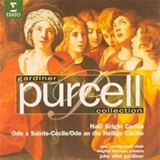 Hail! Bright Cecilia-Ode à Ste Cécile-Ode An Die Heilige Cacilie