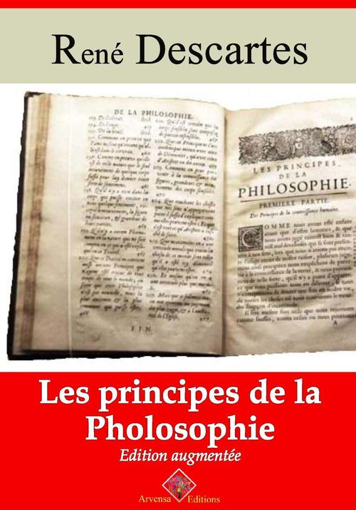 Les Principes de la philosophie - suivi d'annexes