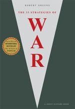Vente EBooks : The 33 Strategies Of War  - Robert Greene