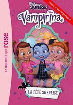 Vente Livre Numérique : Vampirina 03 - Une drôle de soirée pyjama  - Walt Disney