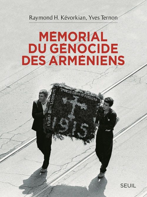 Vente EBooks : Mémorial du génocide des Arméniens  - Raymond Kévorkian
