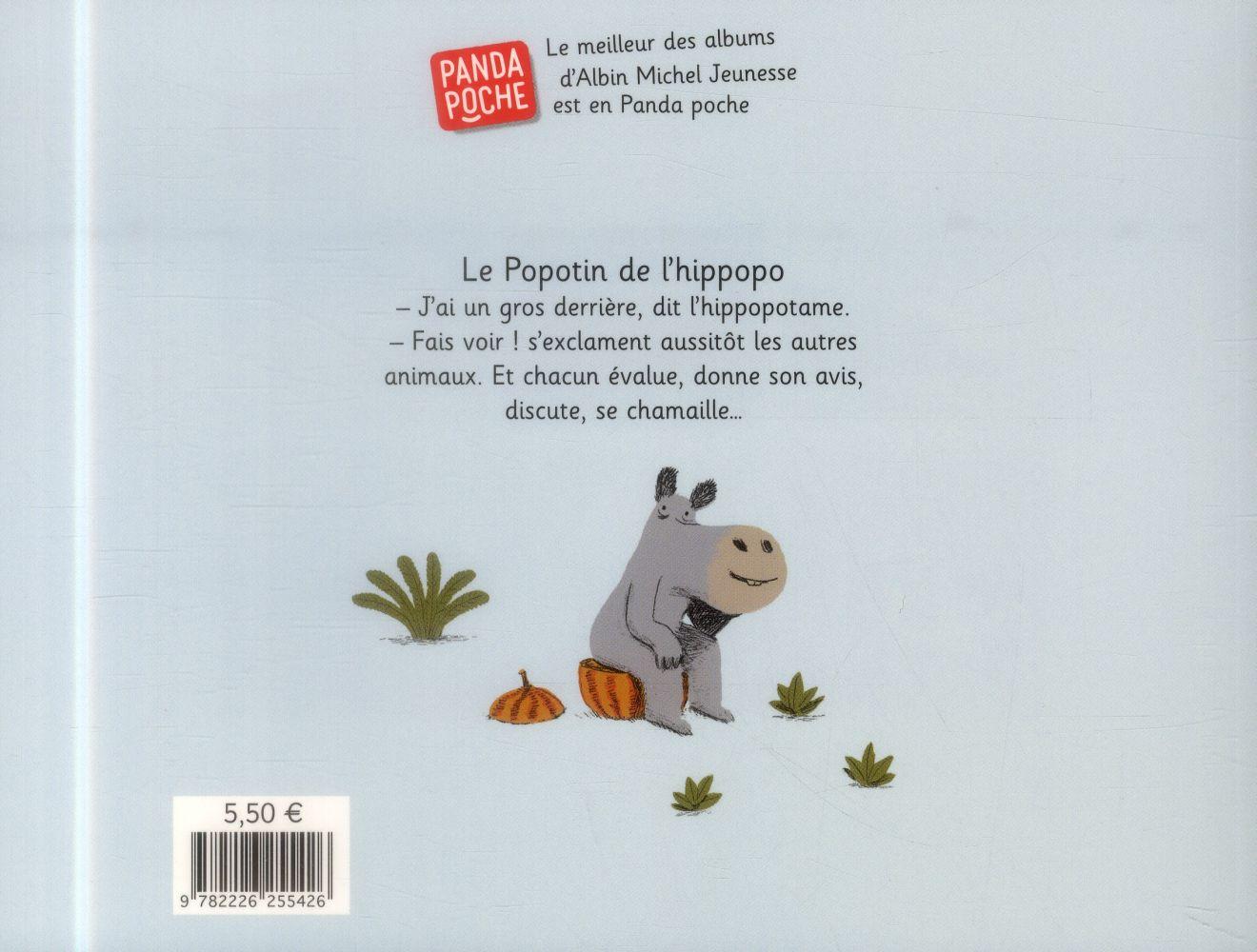 Le popotin de l'hippopo