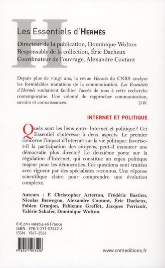 Internet et politique