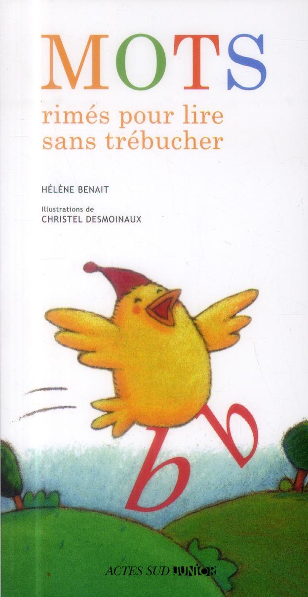 Mots Rimes Pour Lire Sans Trebucher