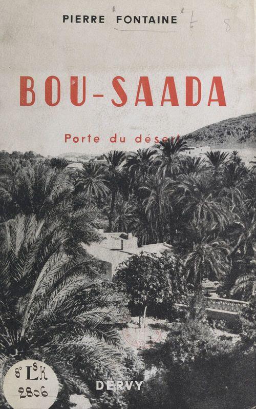 Bou-Saada