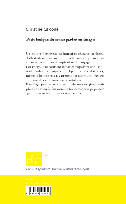 Petit lexique du franc parler en images