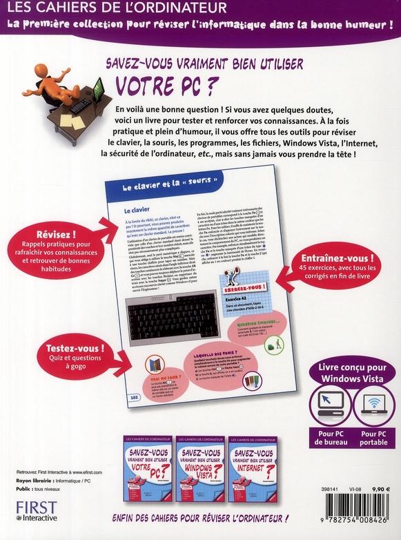 Les cahiers de l'ordinateur PC