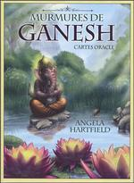 Murmures de Ganesh ; coffret ; 50 cartes oracle