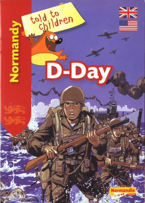 D-day told to children