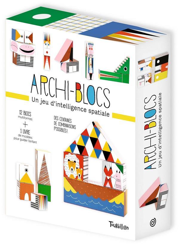 Archi-blocs ; un jeu d'intelligence spatiale