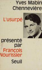 Vente Livre Numérique : L'usurpé  - Yves Mabin Chennevière