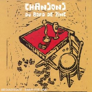 Chansons Du Bord De Zinc