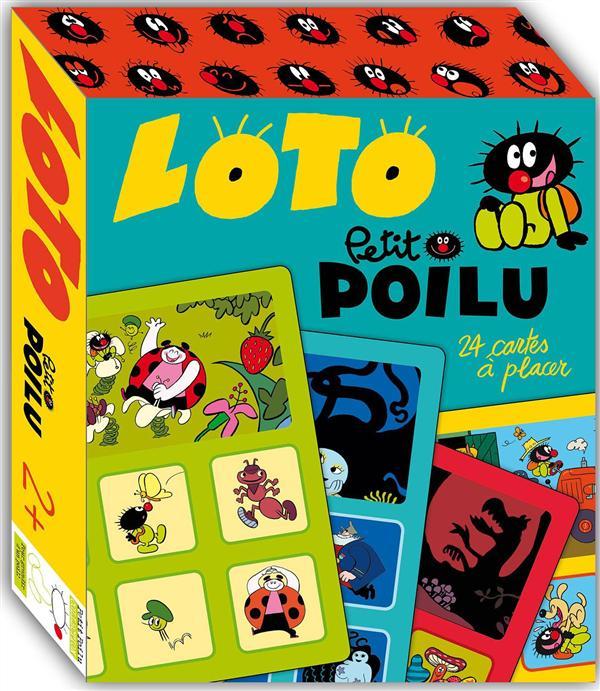 Jeu De Loto Petit Poilu
