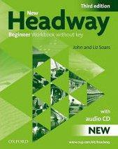 New headway, third edition beginner: workbook without key with audio pack