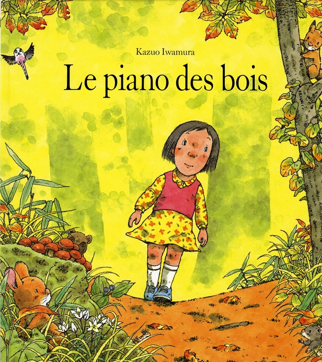 Le piano des bois