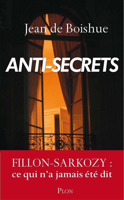 Anti-secrets  - Jean de BOISHUE