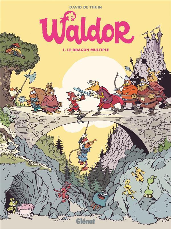 Waldor T.1 ; le dragon multiple
