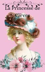 Vente Livre Numérique : La Princesse de Clèves  - Madame de LA FAYETTE