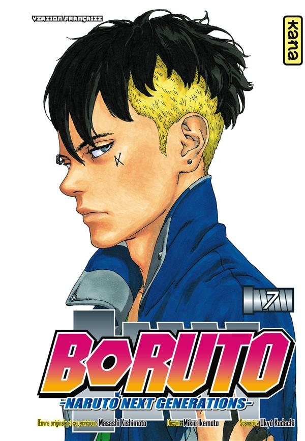 Boruto - Naruto next generations T.7
