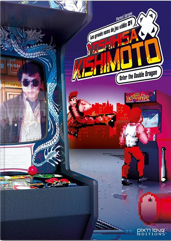 Yoshihisa Kishimoto ; biographie d'un créateur de jeux vidéo japonais