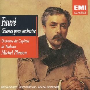 oeuvres pour Orchestre : pelléas & mélisande...