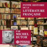 Vente AudioBook : Petite histoire de la littérature française  - Michel Butor