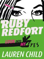 Vente Livre Numérique : Look into my eyes (Ruby Redfort, Book 1)  - Lauren Child
