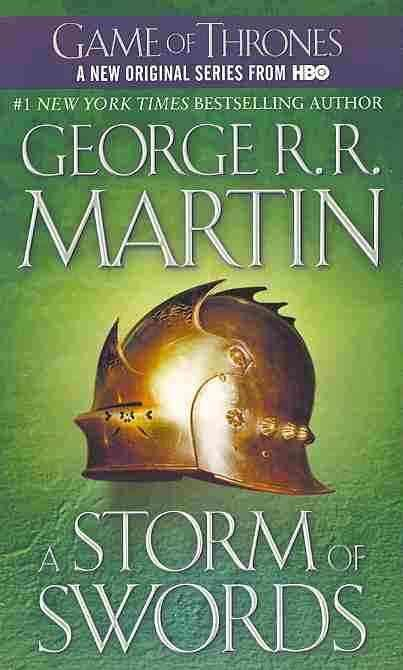 A storm of swords - a song of ice and fire v.3
