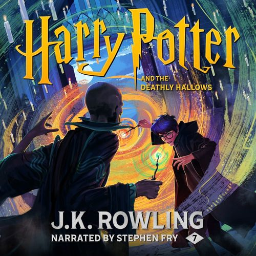 Harry Potter and the Deathly Hallows (UK Edition)