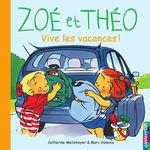 Vente EBooks : Zoé et Théo - Vive les vacances (T19)  - Catherine Metzmeyer - Marc Vanenis