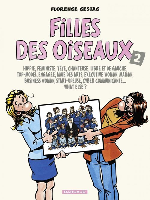 Vente Livre Numérique : Filles des oiseaux - tome 2  - Florence Cestac