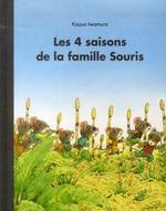Couverture de Les 4 Saisons De La Famille Souris