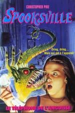 Couverture de Spooksville t.23 ; le telephone de l'angoisse