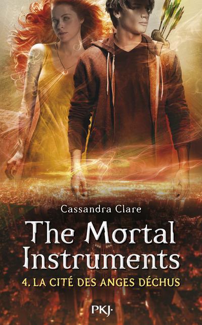 The mortal instruments ; la cité des ténèbres T.4 ; la cité des anges déchus