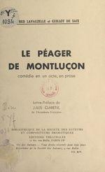 Le péager de Montluçon