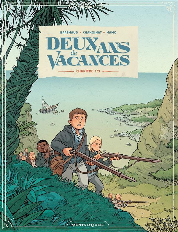 DEUX ANS DE VACANCES - TOME 01 CHANOINAT PHILIPPE