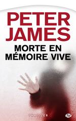 Vente Livre Numérique : Morte en mémoire vive  - Peter JAMES