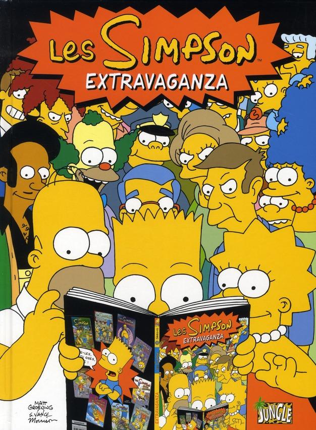 Les Simpson T10 Extravaganza