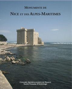 Nice et alpes-maritimes - congres archeologique de france 2010 - monuments de nice et des alpes-mari