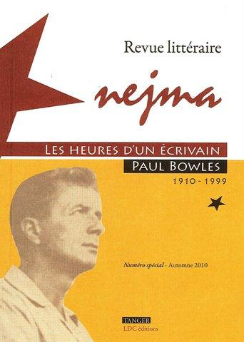 Les heures d'un écrivain ; Paul Bowles