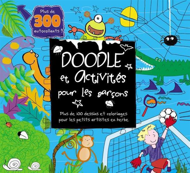 Doodle et activités pour les garçons